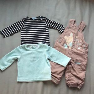Other - Lot of long sleeve, winter clothes, 6 & 9 months